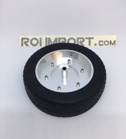 127x43  Ø6.0 mm aluminium core wheel