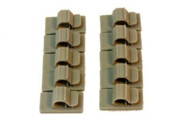 6 mm Quick clamp_S (10 pcs)