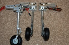 Electric Landing Gear AVANTIA XS