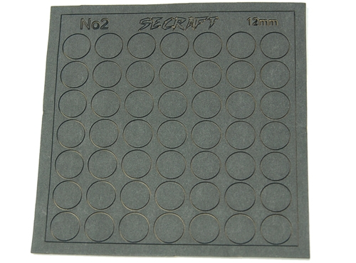 10 mm floating pad (72 pcs)