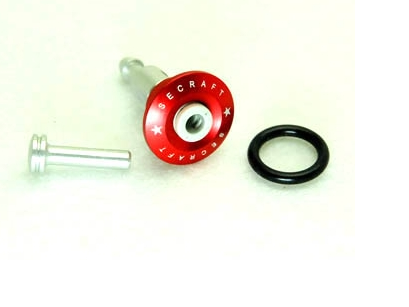 Tapon combustible V3 (Rojo)