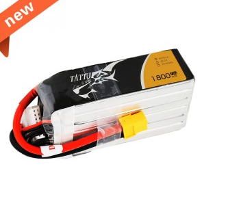 Battery LiPo TATTU 1800 mAh 4S 14.8V 75C