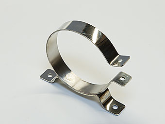 Spring clamp for tube Ø50 mm