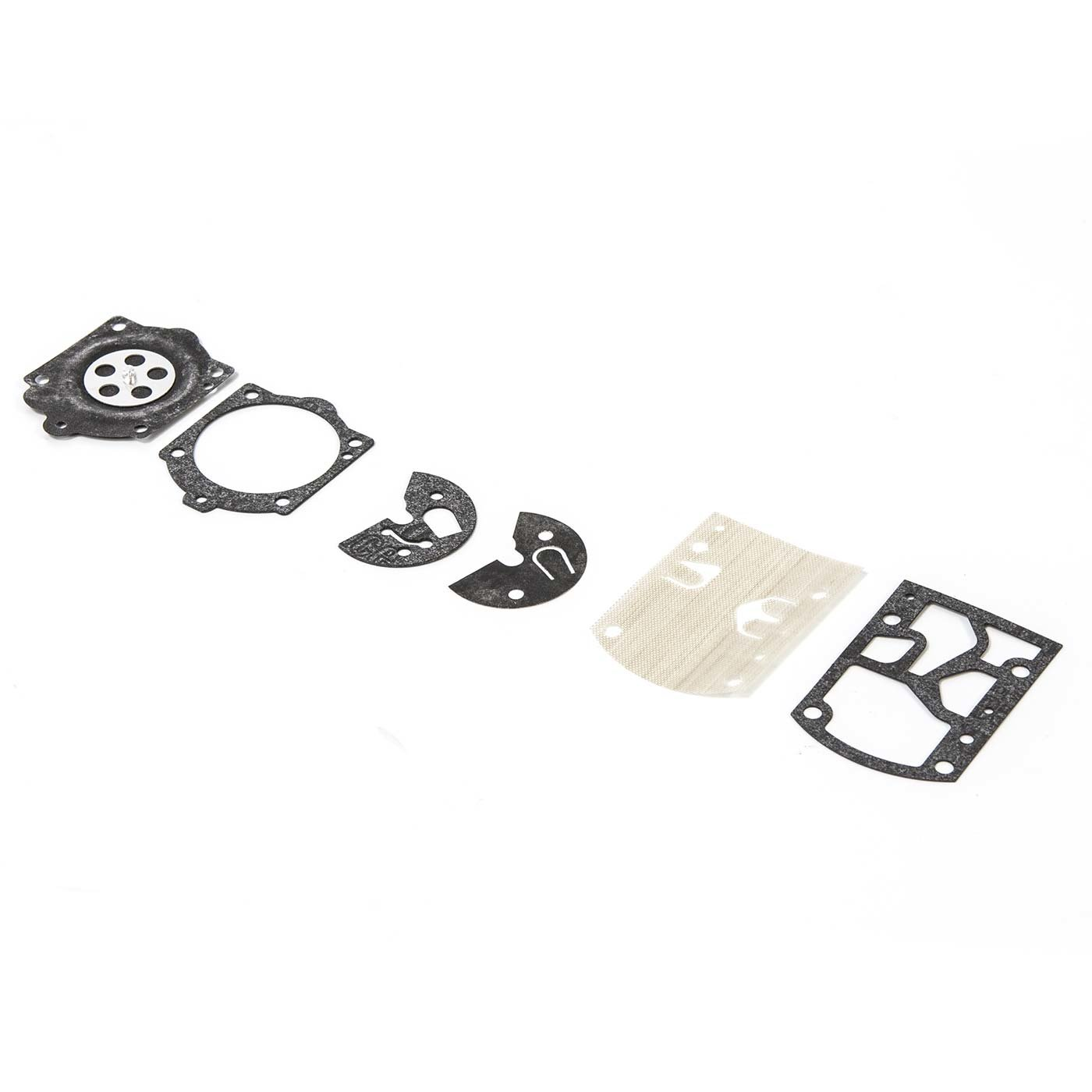 Carburetor diaphragm set DA-150/170