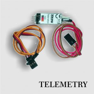 Telemetry adapter JestMunt