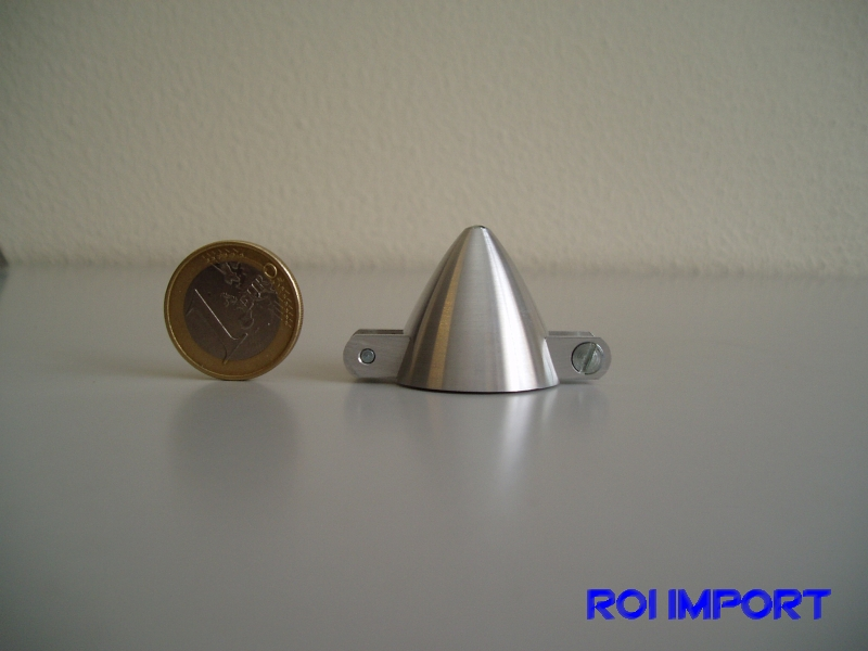Spinner Alumin. propeller pleg. 30 mm / 3,2 mm
