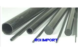 Carbon fiber rod 0.8 mmx1000 mm