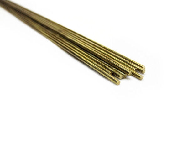 Brass rod Ø 0.8 mm x 1000 mm