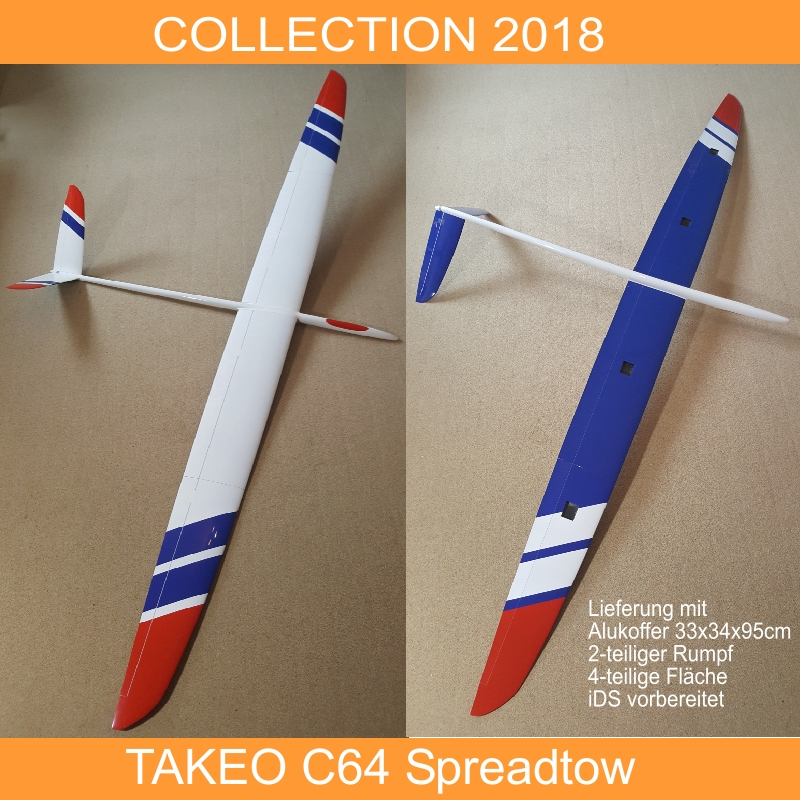 TAKEO 3.6m electric