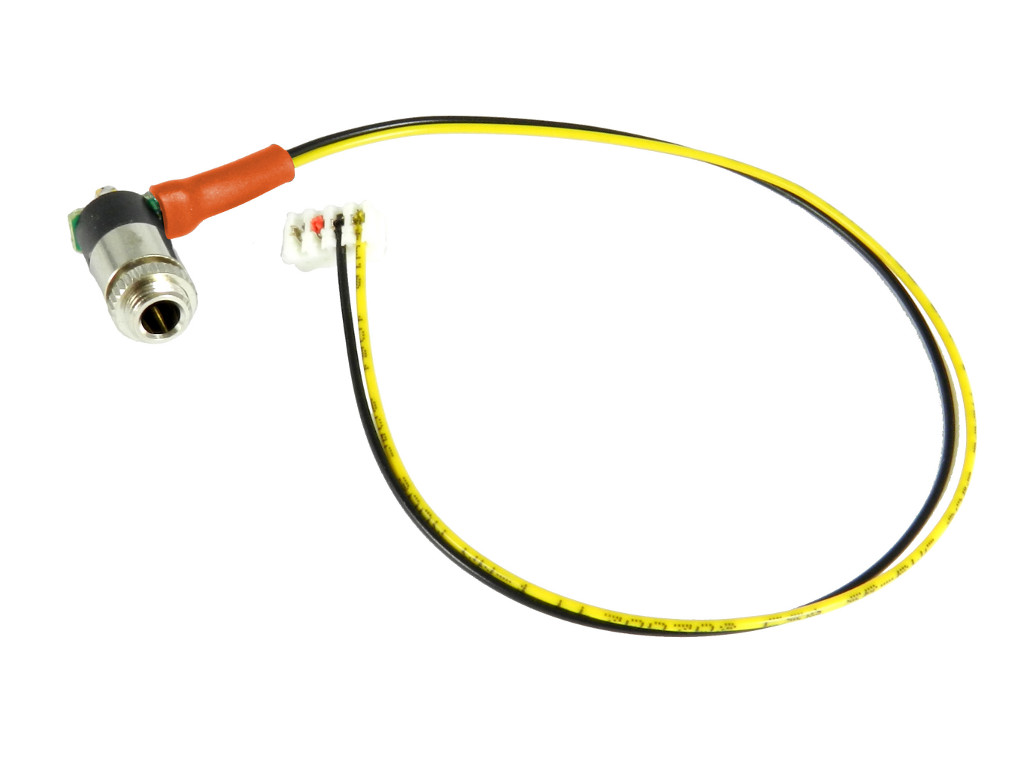 PPM to Jack link - Tx Red (stereo) DC/DS Tx DUPLEX 2,4EX