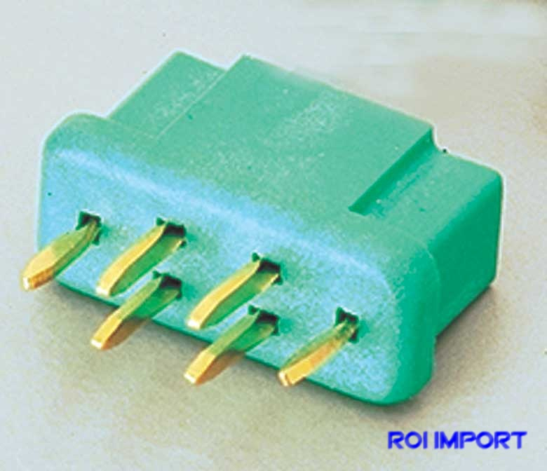 Connectors MPX female (PIN double)