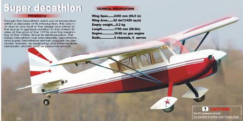Super DECATHLON Red 2.450mm