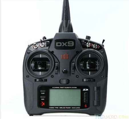 Transmitter SPEKTRUM DX-9 (Only TX)
