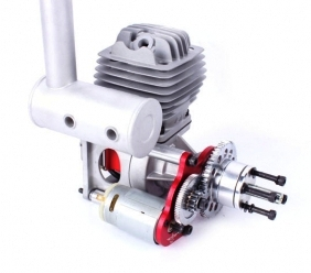 Motor EME 60 cc with electric starter
