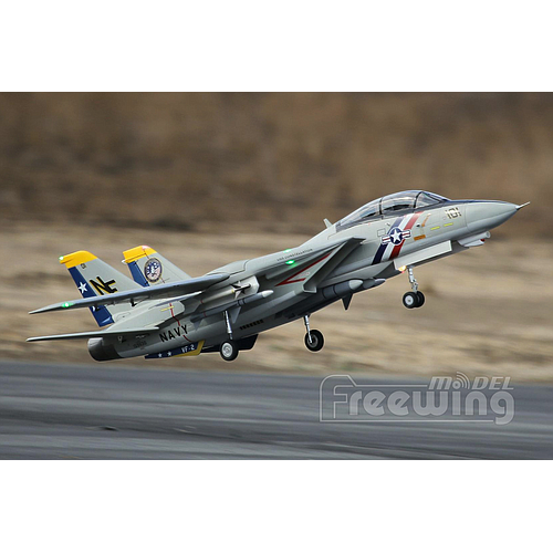 Freewing F-14 Tomcat Twin 80mm EDF PNP (Deluxe Edition)