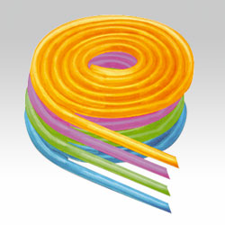 diameter silicone tube for glow