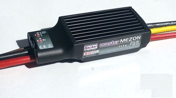 Regulador MEZON 95 opto Lite