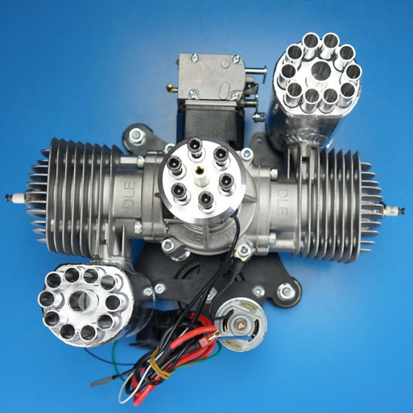 Motor DLE 170 M - Paramotores
