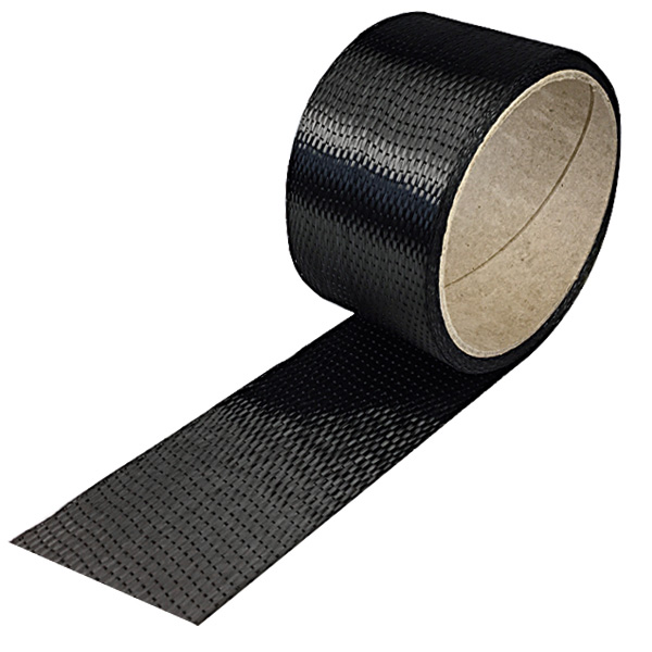 Carbon fibre tape 200 g/m² (unidirectional) 50 mm