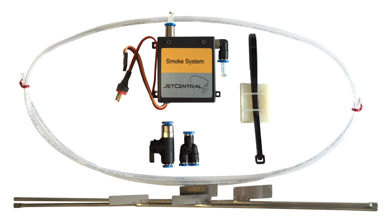Variable Flow Smoke Pump System