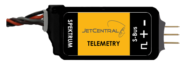 Telemetry SPEKTRUM