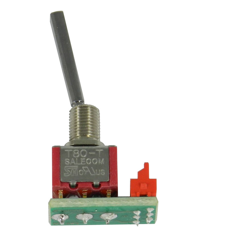 switch long 3-position DC Tx DUPLEX 2,4EX