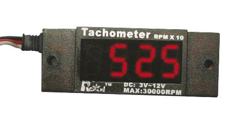Tacometer mini ignition RCEXL