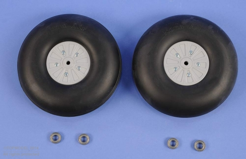 NoNa BB wheel Ø150x45mm in pair
