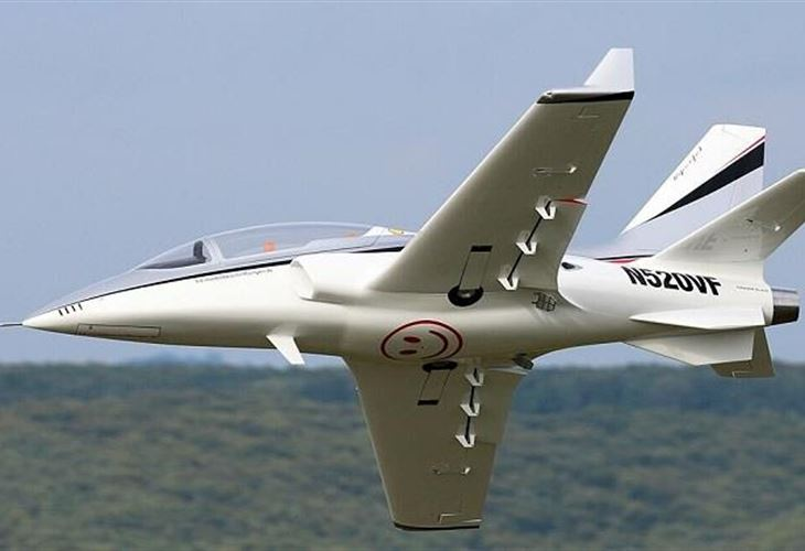 VIPER JET 102&quot; - 2600 mm ,<b>Coming soon</b>